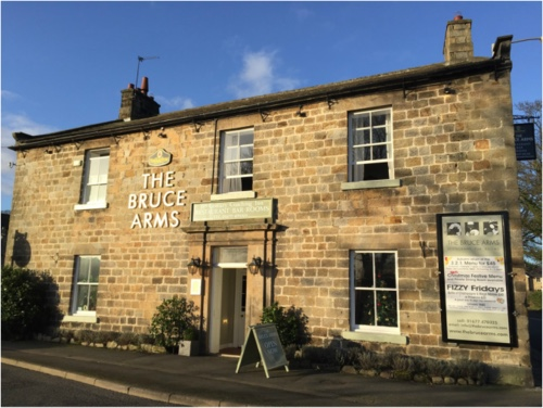 The Bruce Arms, West Tanfield
